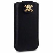 Terrapin Pouch Väska till iPhone 5S/5/5c/4/4s - Svart