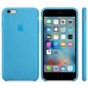 Apple Silikonskal (iPhone 6(S) Plus) - Blå