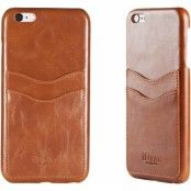 iDeal of Sweden Dual Card Case (iPhone 6(S) Plus) - Brun