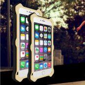 LOVE MEI MK2 Hybrid Skal till Apple iPhone 6(S) Plus / 6S Plus - Gold