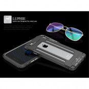 Luphie - Armor Aluminum (iPhone 6/6S) - Svart