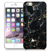 Skal till Apple iPhone 6(S) Plus - Marble - Svart