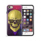 Tough mobilskal till Apple iPhone 6(S) Plus - Hipster Skull