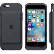 Apple Smart Battery Case (iPhone 6/6S) - Grafitgrå