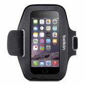 Belkin Sport-Fit Armband (iPhone 6/6S) - Svart