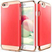 Caseology Savoy Skal till Apple iPhone 6 / 6S (Magenta - Rose Gold)