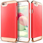 Caseology Savoy Skal till Apple iPhone 6(S) Plus (Magenta - Rose Gold)