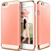 Caseology Savoy Skal till Apple iPhone 6 / 6S  (Rosa - Rose Gold)