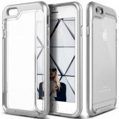 Caseology SkyFall Skal till Apple iPhone 6(S) Plus  - Silver