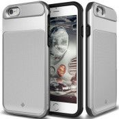 Caseology Vault Skal till Apple iPhone 6 / 6S - Silver