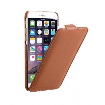 Decoded Flip Case (iPhone 6/6S) - Brun