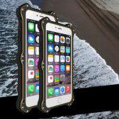 LOVE MEI MK2 Hybrid Skal till Apple iPhone 6 / 6S  - Svart