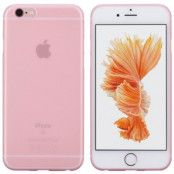 MOMAX 0.3mm Ultra-Thin Flexicase Skal till iPhone 6 / 6S  - Rose Gold