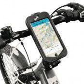 Puro Fodral med Cykelhållare till iPhone 6/6S - Svart