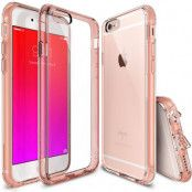 Ringke Fusion Shock Absorption Skal till Apple iPhone 6 / 6S - Rose Gold