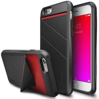iphone 7 skal med korthållare