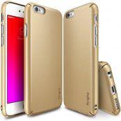 Ringke Slim Dual Coated Skal till Apple iPhone 6/6S - Gold