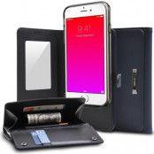 Ringke Wallet till Apple iPhone 6(S) Plus - MörkBlå
