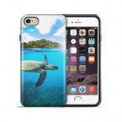 Tough mobilskal till Apple iPhone 6(S) - Tropical Paradise