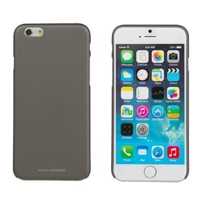 Viva Madrid Viso Skal till iPhone 6/6S - Gunmetal Frenzy