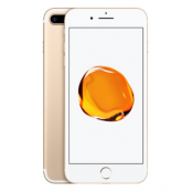 Begagnad iPhone 7 Plus 256GB Guld - Ny skick (A)