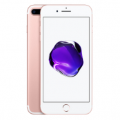 Begagnad iPhone 7 Plus 256GB Rose Gold - Ny skick (A)