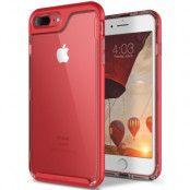 Caseology Skyfall Skal till Apple iPhone 7 Plus - Röd