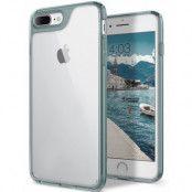 Caseology Waterfall Skal till Apple iPhone 7 Plus - Mint