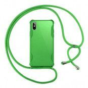 CoveredGear Necklace Case iPhone 7/8 Plus - Grön
