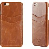 iDeal of Sweden Dual Card Case (iPhone 8/7 Plus) - Brun