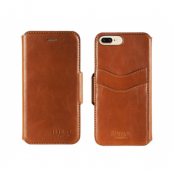 iDeal of Sweden London Wallet (iPhone 8/7 Plus) - Brun