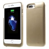 Maxnon MFi 4000mAh Battery Case (iPhone 8/7/6(S) Plus) - Guld