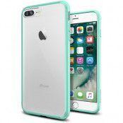 Spigen Ultra Hybrid (iPhone 8/7 Plus) - Mintgrön