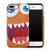 Tough mobilskal till Apple iPhone 7/8 Plus - Orange monster