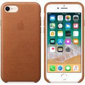 Apple iPhone 7 / 8 / SE 2 Läderskal Original - Sadelbrun
