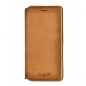 Bugatti Parigi Book Cover (iPhone 8/7) - Brun
