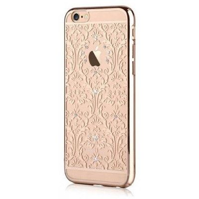 Devia Baroque Case (iPhone 8/7) - Champagne