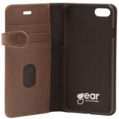 Gear Buffalo Wallet (iPhone 8/7) - Brun