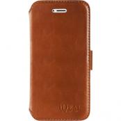 iDeal of Sweden Slim Magnet Wallet (iPhone SE2/8/7) - Brun