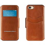 iDeal of Sweden Swipe Wallet (iPhone 8/7) - Brun