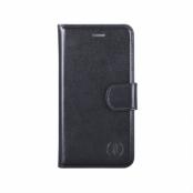 JT Berlin Plånboksfodral av äkta läder till iPhone 7 Plus - Svart (Svart)