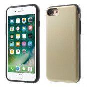 Mercury Goospery Sky Bumper (iPhone 8/7) - Guld