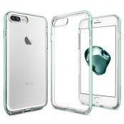 SPIGEN Neo Hybrid Crystal Skal till iPhone 7 Plus - Mint