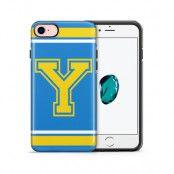 Tough mobilskal till Apple iPhone 7/8 - Bokstav Y