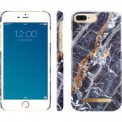 iDeal Of Sweden Fashion Marble (iPhone 8/7 Plus) - Black Galaxy
