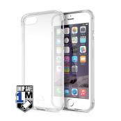 Itskins Zero Gel Skal till iPhone 8/7 Plus - Clear