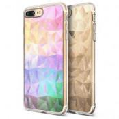 Ringke Air Prism Glitter Skal till Apple iPhone 8 Plus / 7 Plus - Clear