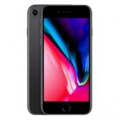 Begagnad iPhone 8 128GB Rymdgrå - Bra skick (BC)