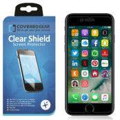 CoveredGear Clear Shield skärmskydd till iPhone 8/7/6