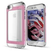 Ghostek Cloak 2 Skal till Apple iPhone 7/8/SE 2020 - Rosa